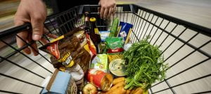 At the checkout, many people feel that it is getting more expensive.