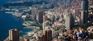 Even in the pandemic, the city-state of Monaco remains a center of the rich and beautiful.