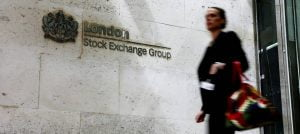 The London Stock Exchange has inflation concerns.