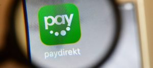 Short and unsuccessful career: Paydirekt
