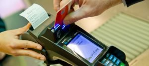 Not always included in the price of the current account: the card payment